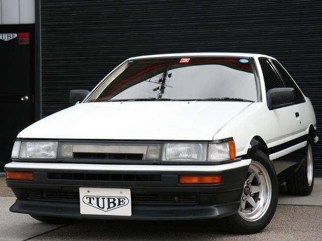 トヨタ GT APEX 後期 2ドア 4オーナー