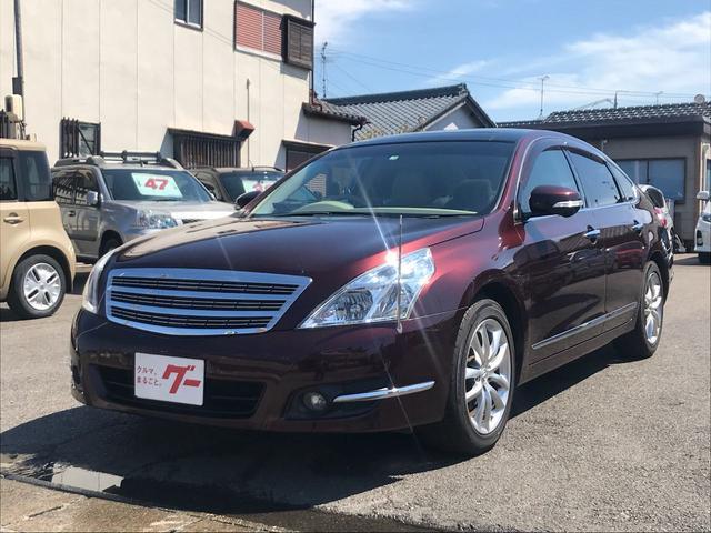 日産 350XV サンルーフ インテリキー 純正ナビ