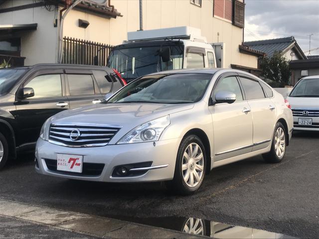 「日産」「ティアナ」「セダン」「愛知県」の中古車