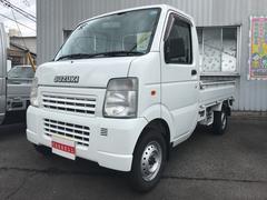 キャリイトラックKU 愛知県限定車 エアコン フロアAT 軽トラック