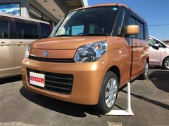 スペーシアX ナビ TV 軽自動車 インパネAT 保証付 エアコン
