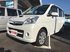 ステラLS スーパーチャージャ TV ナビ 軽自動車 CVT