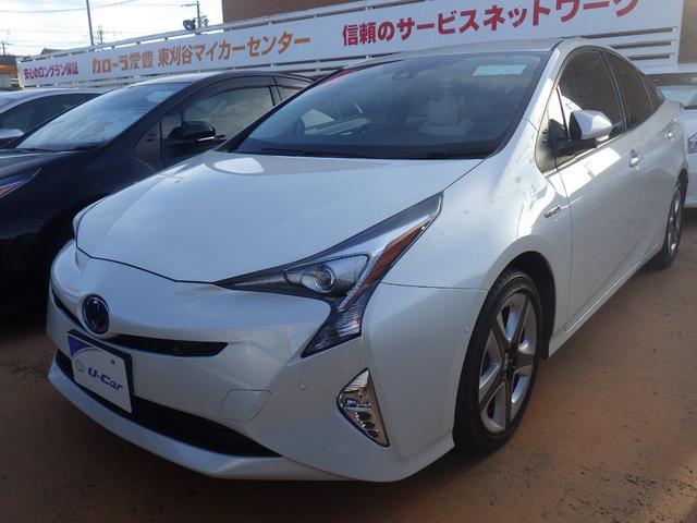 トヨタ Aプレミアム ツーリングセレクション 電動シート ドラレコ