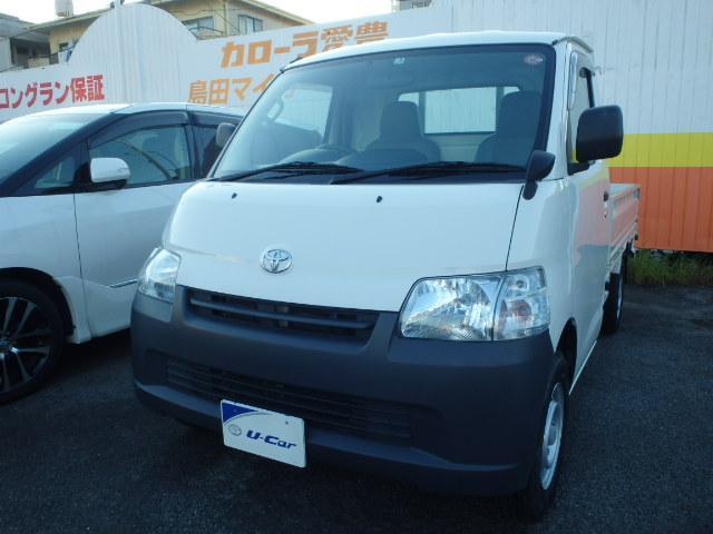 トヨタ DX 積載量800Kg ETCボイス 3方開 ABS