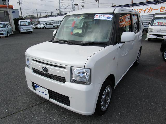 トヨタ X 当社社用車アップ スマートキー CD ベンチシート