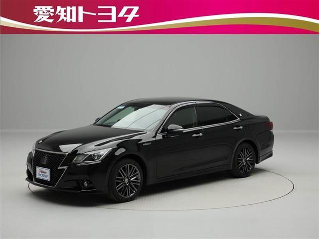 トヨタ アスリートS Four ブラックスタイル ETC HDDナビ