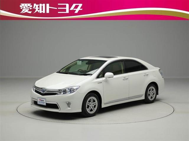 トヨタ G HDDナビ フルセグ パワーシート サンルーフ ETC