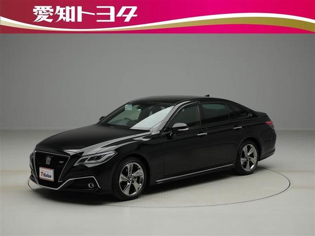 トヨタ RS メモリーナビ フルセグ スマートキ- パワーシート