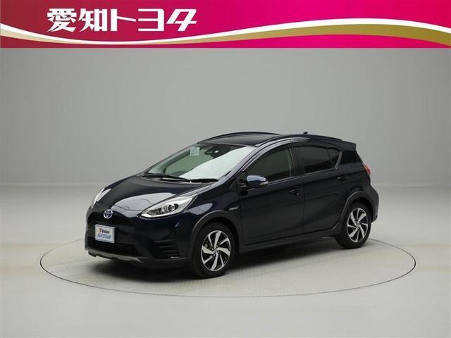 「トヨタ」「アクア」「コンパクトカー」「愛知県」の中古車
