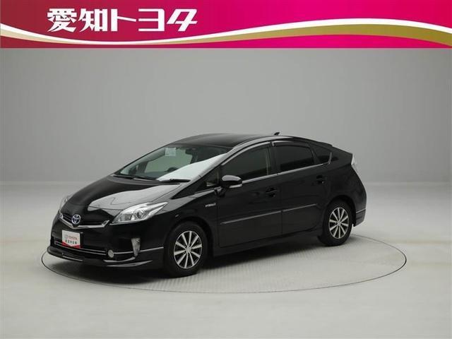 トヨタ プリウス S スマートキ- HDDナビ バックモニター 社外アルミ