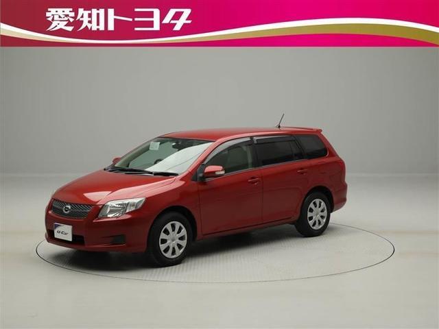 トヨタ カローラフィールダー 1.5X Gエディション スマートキ- イモビライザー CD