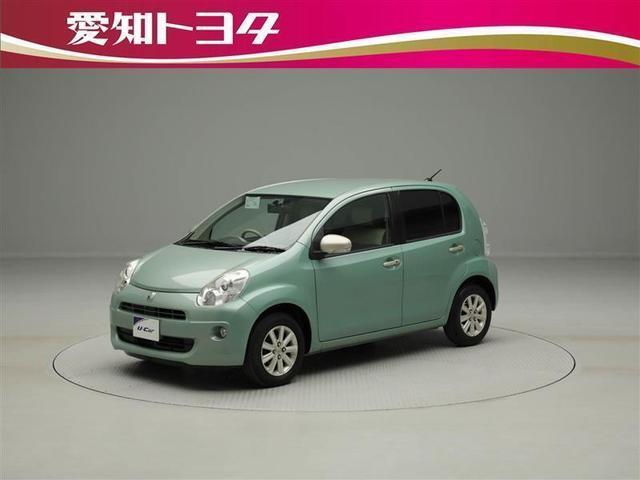 トヨタ パッソ プラスハナ メモリーナビ ワンセグ スマートキ- ETC