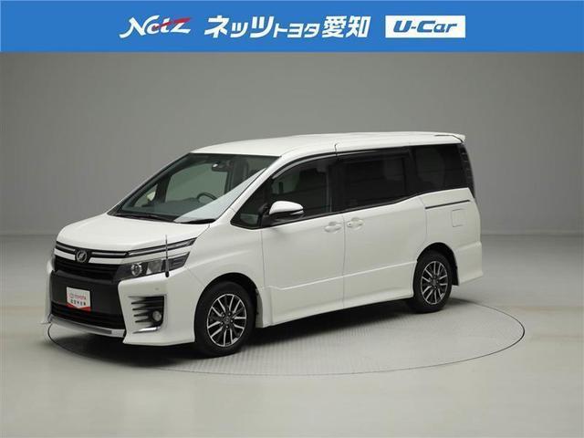 トヨタ ZS アイドリングストップ スマートキ- メモリーナビ CD