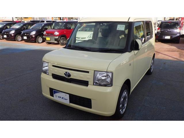 トヨタ X エコアイドル ベンチシート ETC スマートキー