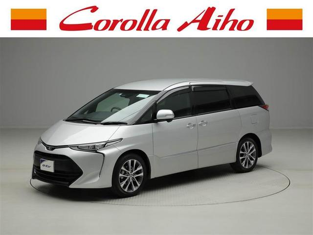 トヨタ アエラス プレミアム-G フルセグSDナビ Bモニター