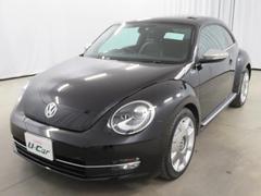 VW ザ・ビートルフェンダー・エディション キーレス ETC サンルーフ
