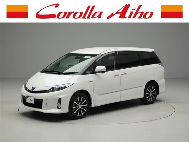 トヨタ アエラス  HDDナビ・フルセグ・バックカメラ・ETC