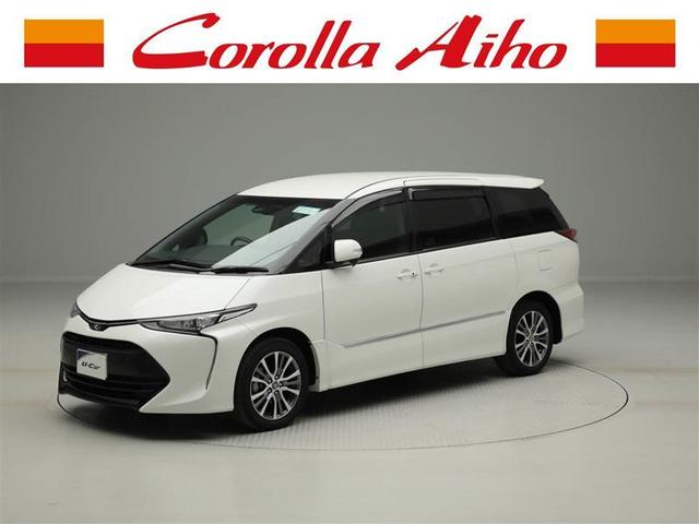 トヨタ アエラス CD・両側電動スライドドア・LEDヘッドライト・ETC・クルーズコントロール・トヨタセーフティセンス
