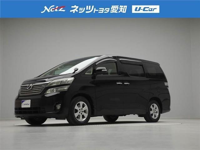 トヨタ 2.4X 両側電動スライドドア バックモニター スマートキ-