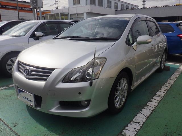 トヨタ G 電動シートETCコーナーセンサHDDナビ ワンセグ