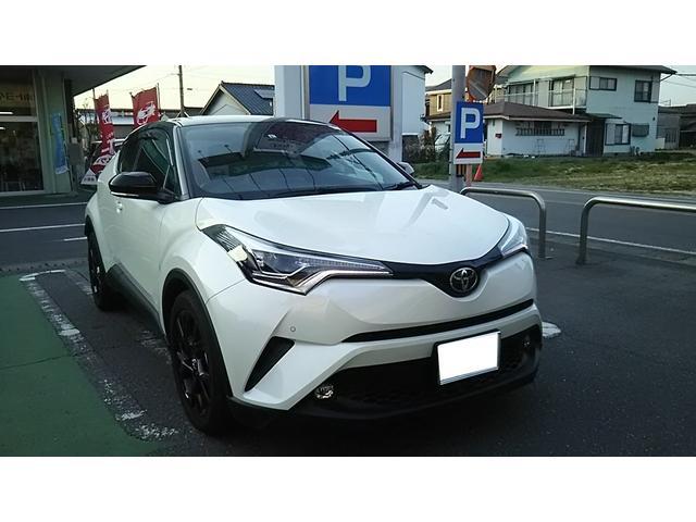 トヨタ G-T モード ネロ