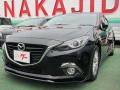 アクセラスポーツ15S 純正エアロ ナビTV ETC