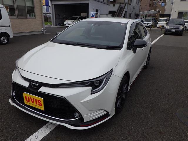 トヨタ カローラ ダブルバイビー 当社試乗車 メモリーナビ バックカメラ