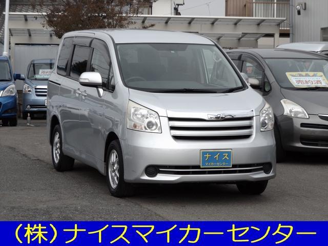 トヨタ X DVDナビ AUX ETC 両側スライド 8人乗り