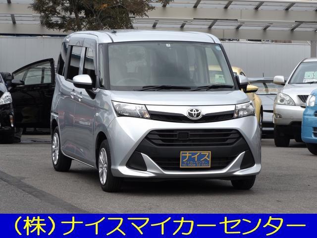 トヨタ X 電動スライドドア アイドリングストップ スマートキー