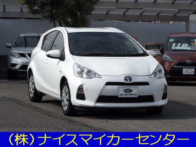 トヨタ S 社外オーディオ キーレス アイドリングストップ