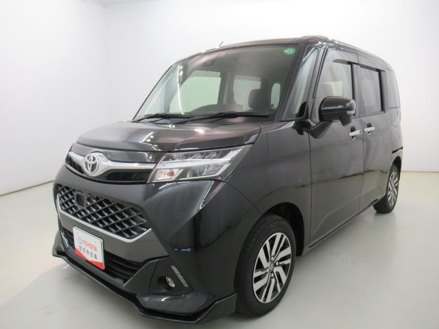 トヨタ タンク カスタムG S CDチューナーETC