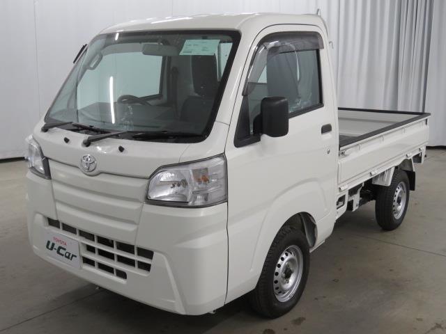 トヨタ スタンダード エアコン パワステ 荷台マット付 5MT