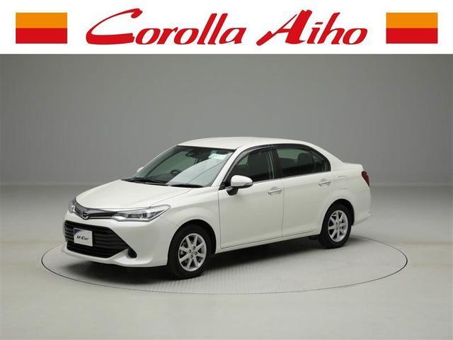トヨタ カローラアクシオ 1.5G LEDヘッドライト トヨタセーフティーセンス付き