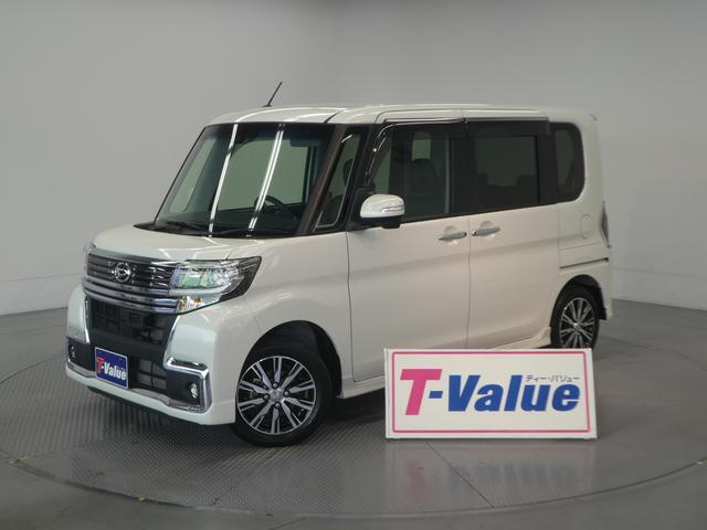 ダイハツ タント カスタムX トップエディションSAII メモリ...