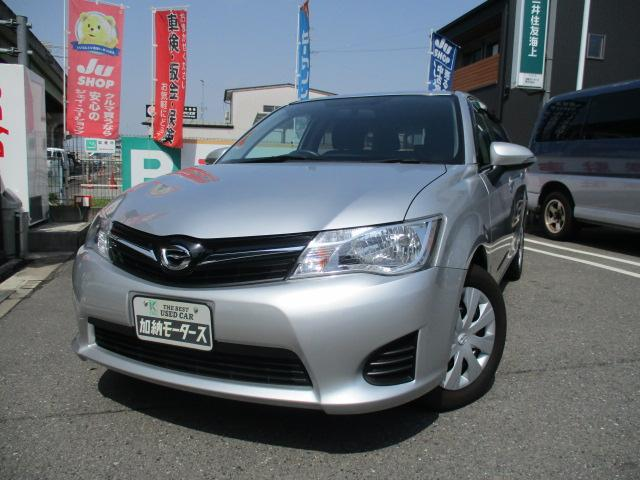 トヨタ カローラフィールダー 1.5G ミッション車 ナビ TV