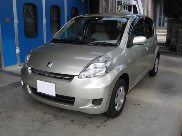 「トヨタ」「パッソ」「コンパクトカー」「岐阜県」の中古車