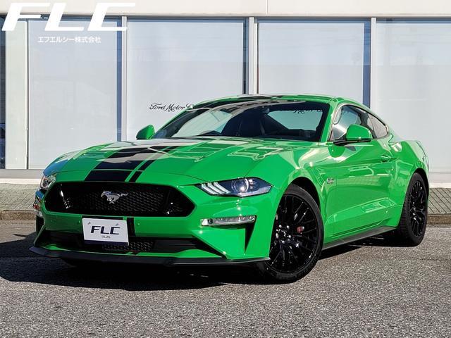 フォード マスタング V8 GT ファーストバック UK仕様右ハンドル