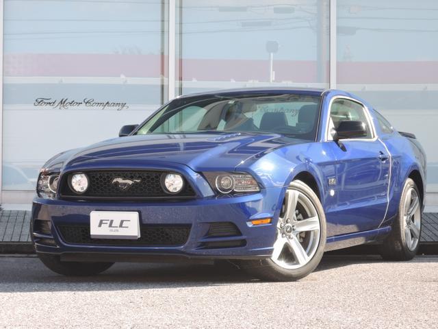 フォード マスタング V8 GT クーペプレミアム フルセグナビ ETC付き