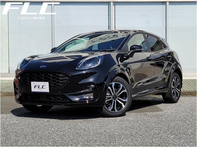 ヨーロッパフォード PUMA ST-Line 並行輸入 国内未登録新車 1.0Ecoboost Hybrid(mHEV) 155馬力 6MT UK仕様右ハンドル 追従式クルーズコントロール パーキングアシスト ドライブモード切替
