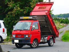 ハイゼットトラックミニダンプ 4WD ETC 5速MT スーパーデフロック