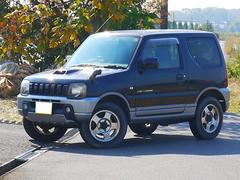 ジムニーランドベンチャー 4WD 背面タイヤ  ナビ TV