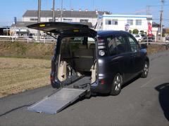 シエンタG車いす仕様車タイプ1 禁煙車 両側電動スライドドア