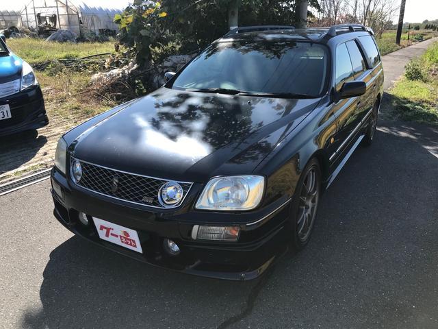 日産 25RS FOUR 4WD 5MT 車高調 柿本マフラー