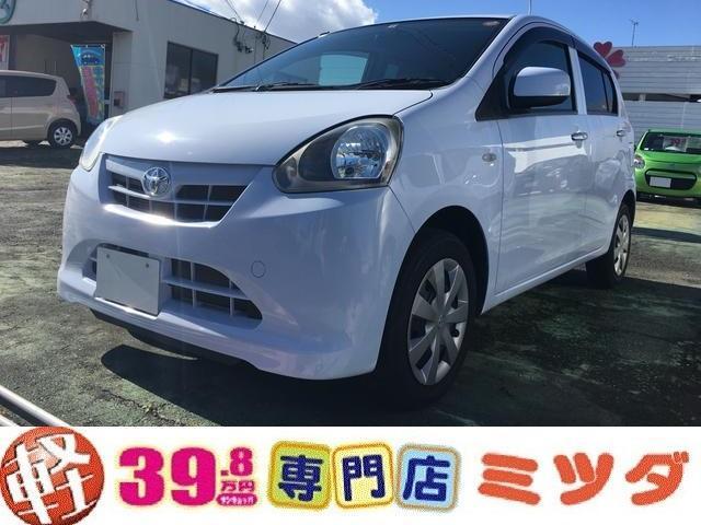 トヨタ L Goo鑑定車 1ヶ月走行無制限付 スカイブルー キーレス