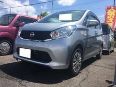 デイズJ グー鑑定車 1ヶ月走行無制限付 クールシルバーM