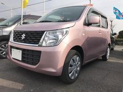 ワゴンRFA グー鑑定車 無料保証1ヶ月走行無制限付 キーレス