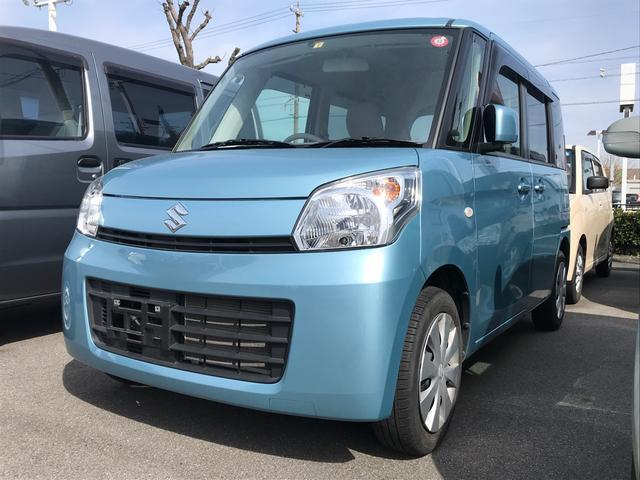 スズキ X グー鑑定車 無料保証1ヶ月走行無制限付 ナビ