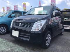 ワゴンRFX グー鑑定車 無料保証1ヶ月走行無制限付 キーレス