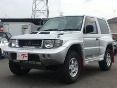 パジェロエボリューション 4WD 後席フリップダウンモニタ ETC