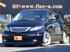 エリシオンX DAD仕様クレンツェ18AW車高調外マフラー外HDDナビ